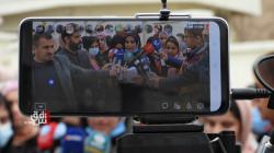 وقفة احتجاجية لطالبات في السليمانية ضد قرار إغلاق الاقسام الداخلية.. صور