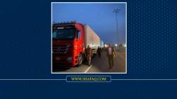 منفذ عرعر يشهد تصدير نحو 20 طنا من الطماطم العراقية إلى السعودية