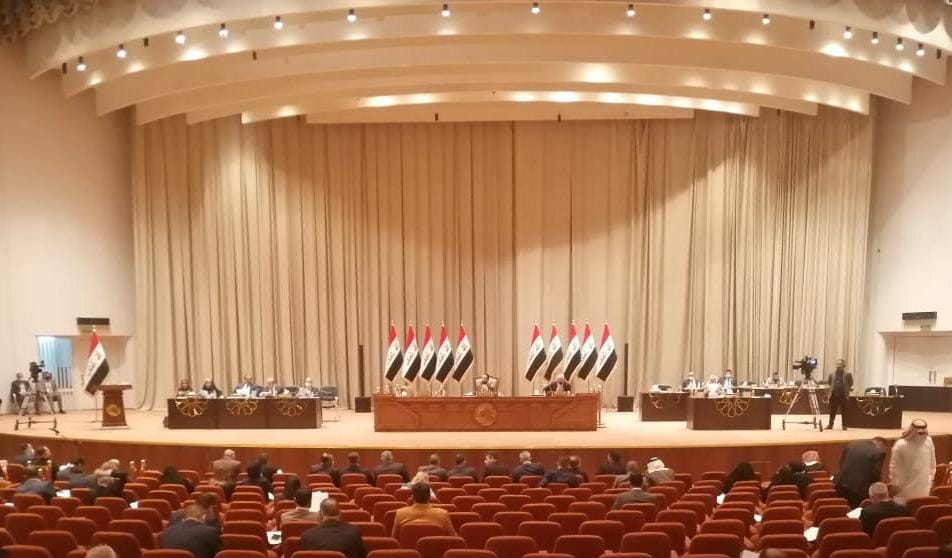 Iraqi Parliament to change the oil barrel's price in the 2021 budget