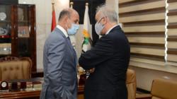 الأولمبية الدولية تبرق إلى حمودي ودرجال لإصلاح الوضع الأولمبي العراقي