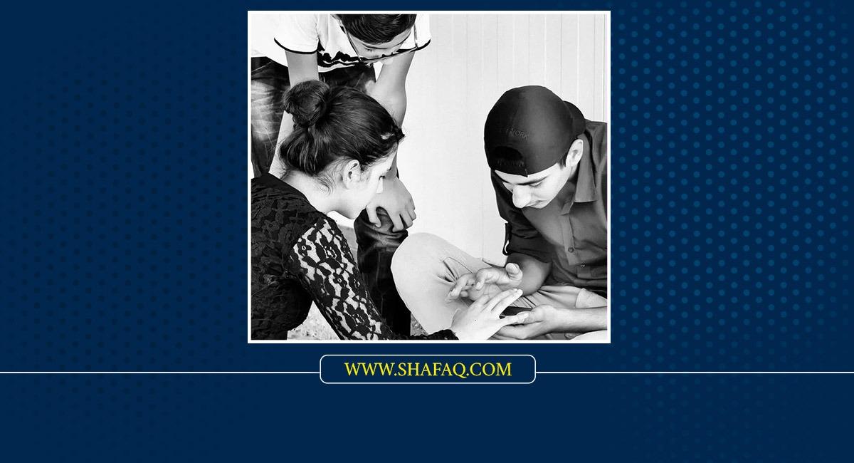 مخيم نازحين في كوردستان يشهد تجربة ناجحة لمحو الأمية الالكترونية