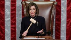 "Nancy Pelosi.. The ""Iron Lady"" in the men arena"