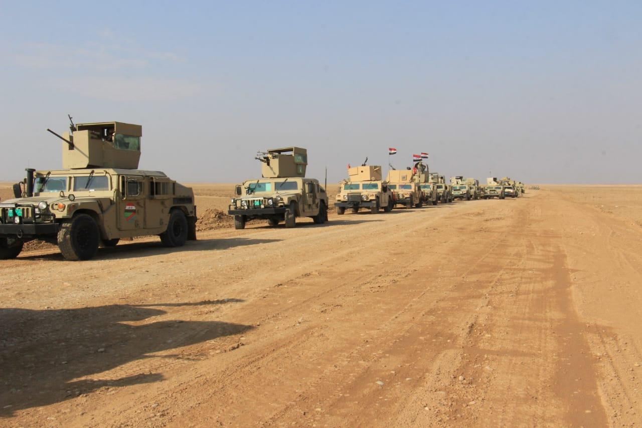تفجير يودي بحياة عناصر من الجيش غرب الموصل