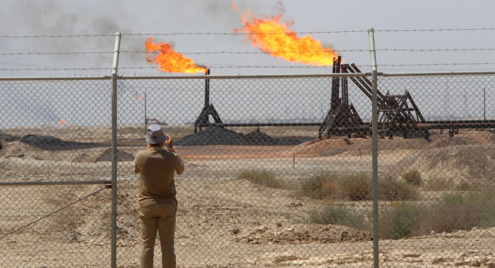 Iraq' oil exports to the United States increased in first week of January