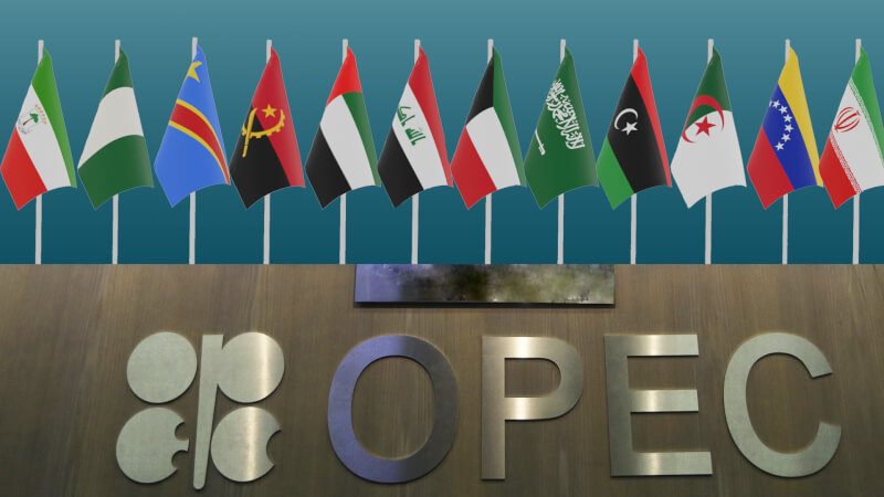 اوبك: العراق أكثر الدول زيادة بانتاجها النفطي بعد ليبيا خلال شهر