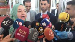 رئيسة برلمان كوردستان تحذّر من قانون بالعراق
