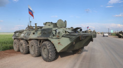 New Russian reinforcements in Syria