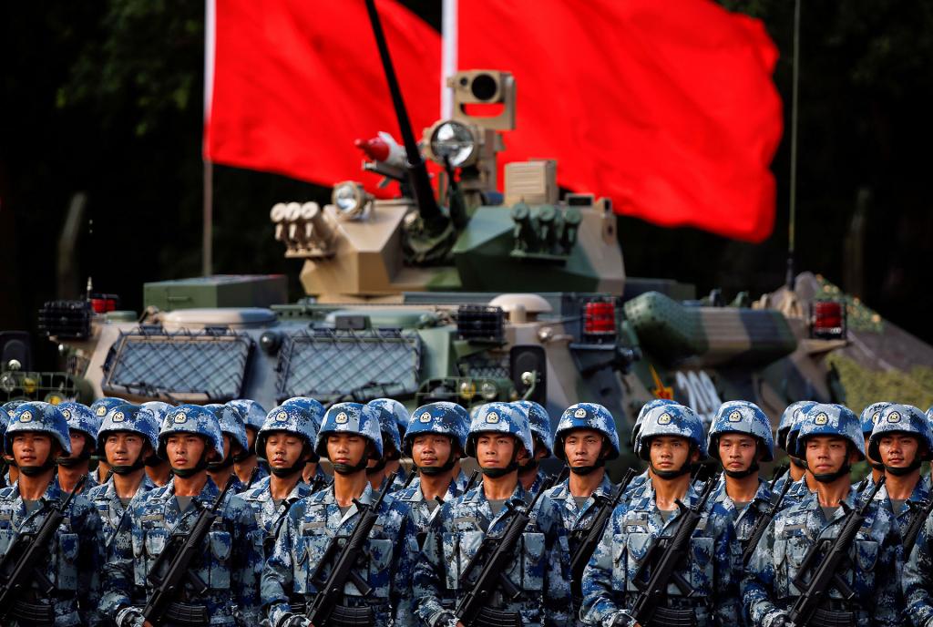 """كيف فجرّت حرب العراق """"قنبلة نووية نفسية"""" في الصين؟"""