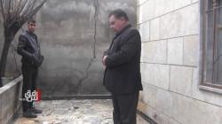 صور .. تعرض مقرّ المجلس الوطني الكوردي لهجوم بقنابل يدوية