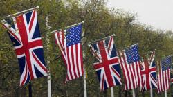 بريطانيا: الديمقراطية في امريكا لا يمكن أن تواجه بأقلية عنيفة