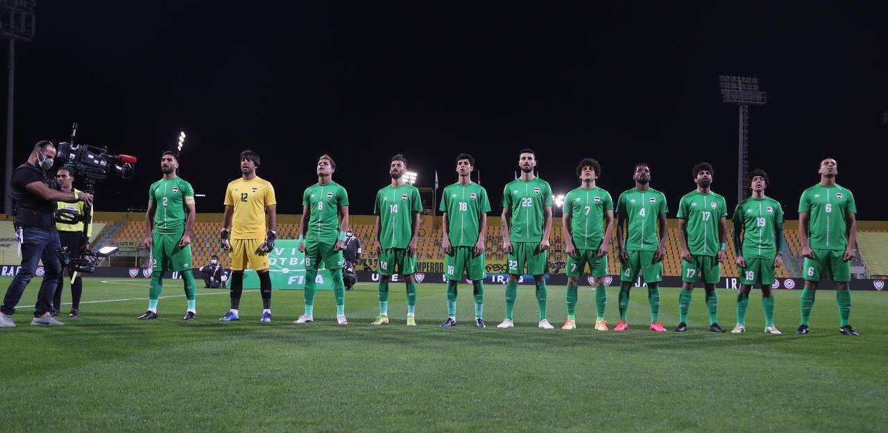 كاتانيتش يعلن قائمة المنتخب العراقي لمباراة الكويت الودية