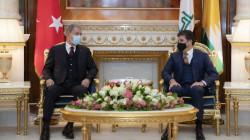 رئيس إقليم كوردستان يبحث مع وزير الدفاع التركي أمن واستقرار المنطقة