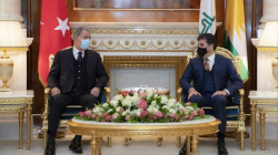 Nechirvan Barzani discusses the security situation in the Region with the Turkish Minister of Defense