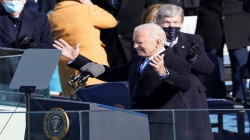 """Biden: """"This is America's day"""""""