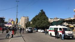 حصيلة تفجيري بغداد الانتحاريين ترتفع ل65 ضحية وجريحاً