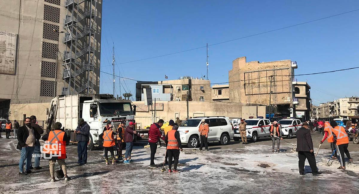 إدانات سياسية وعربية ودولية واسعة لتفجيري بغداد