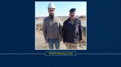 الجيش العراقي يؤمن طريق الموت.. صور