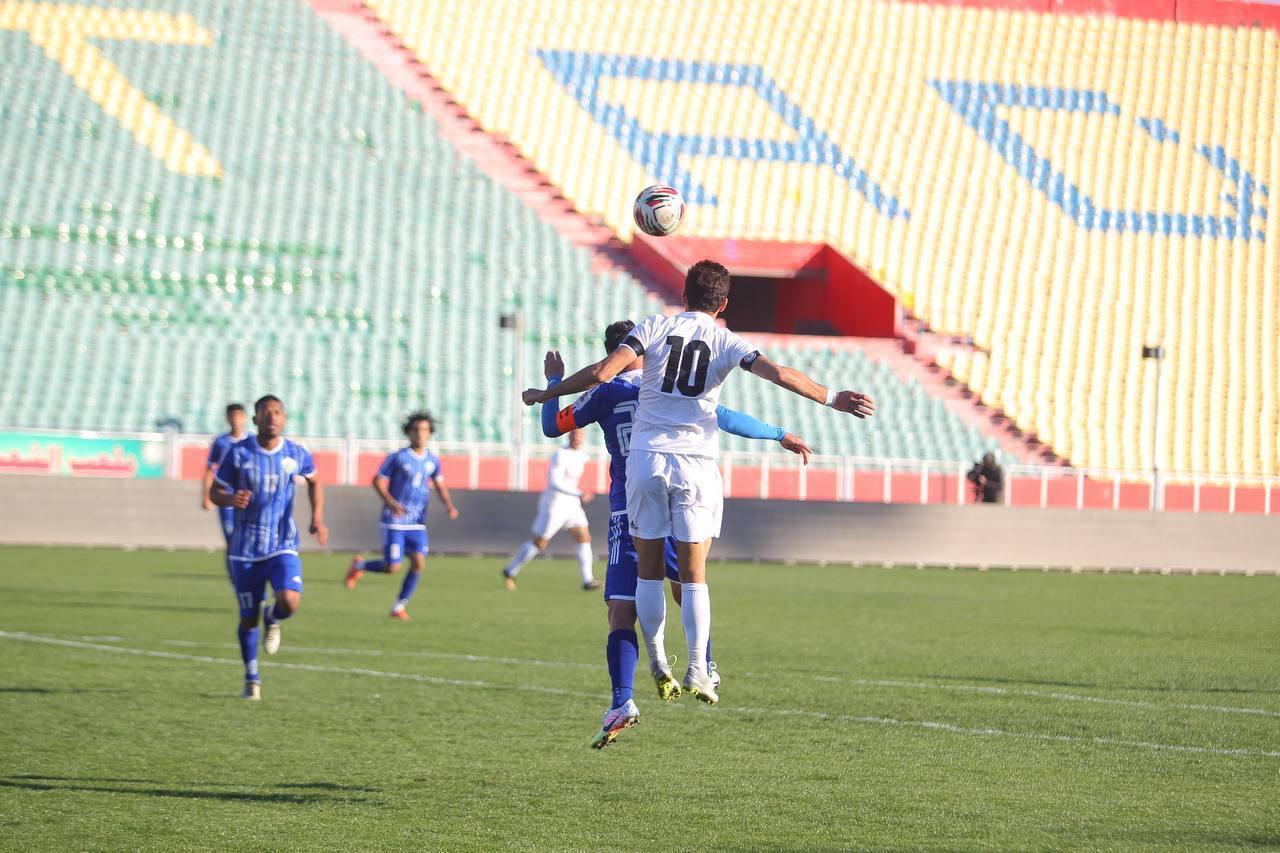 مهند عبد الرحيم يقفز بالزوراء إلى المركز الثاني في الدوري الممتاز