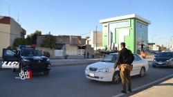 قوات الأمن تنصب حواجز وتنتشر في شوارع كركوك (صور)