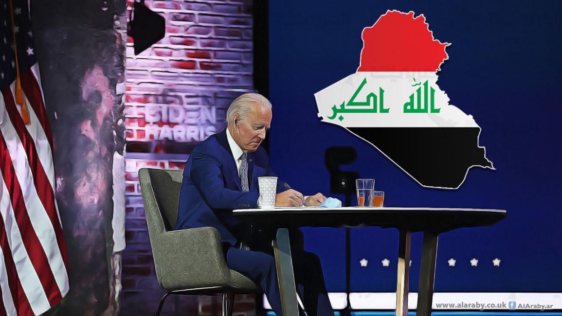 بفريقه المتمرس.. بايدن أمام فرصة قلب المسار في العراق