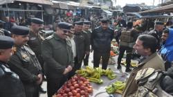 هل اغلقت ديالى الاماكن العامة على خلفية تفجيرات بغداد؟