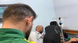 """ادارة الشرطة ترسل احمد جلال إلى الدوحة لإجراء عملية جراحية """"ثانية"""""""