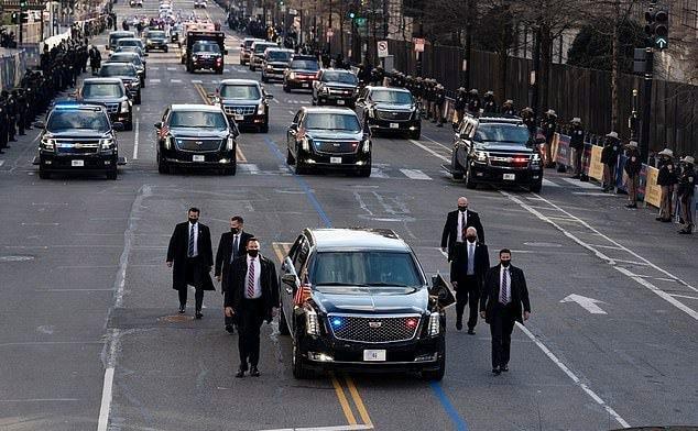 تصعق من يلمسها.. تعرف على سيارة الرئيس الأمريكي