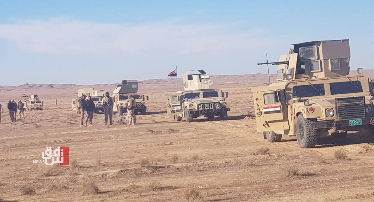 """الإطاحة بسبعة """"إرهابيين"""" في محافظتين عراقيتين"""