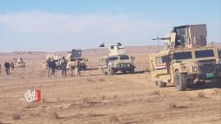 إصابة جنديين عراقيين بهجوم وانفجار قرب خانقين