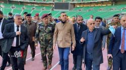 اياد بنيان: دخول الجمهور لملعب البصرة لم يحسم والقرار الأخير لخلية الازمة