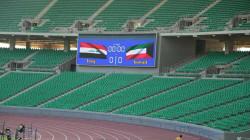 درجال: مباراة العراق والكويت سَتنقل بجميعِ الفضائيات المحلية