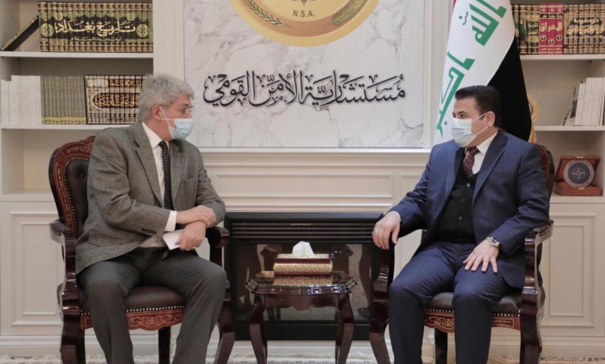 السفير الفرنسي: العراق يمثل حالة توازن في المنطقة وباريس تدعمه وتؤيده