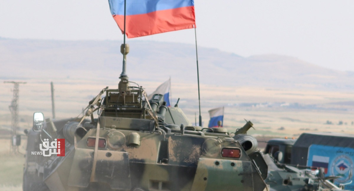 روسيا تسيّر دورية على حدود الإدارة الذاتية وتركيا
