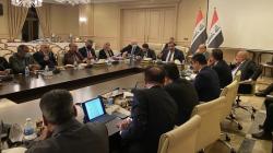 """الوفد الكوردي يشرع بسلسلة اجتماعات """"حاسمة"""" في بغداد"""