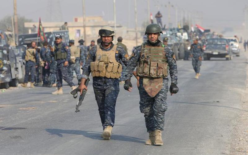الأمن العراقي يحبط مخططاً لداعش لإستهداف مدينة الموصل