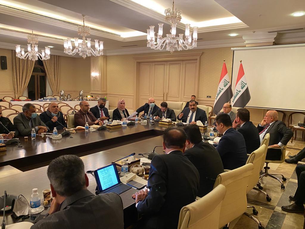 """اجتماع برلماني - حكومي """"حاسم"""" بشأن صادرات نفط كوردستان"""