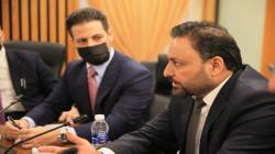 خلال لقائه وفد كوردستان.. الكعبي يدعو لإبعاد الموازنة عن السياسة