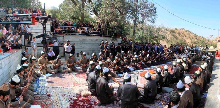 كوردستان تهنئ الكاكائيين بعيد قولتاس