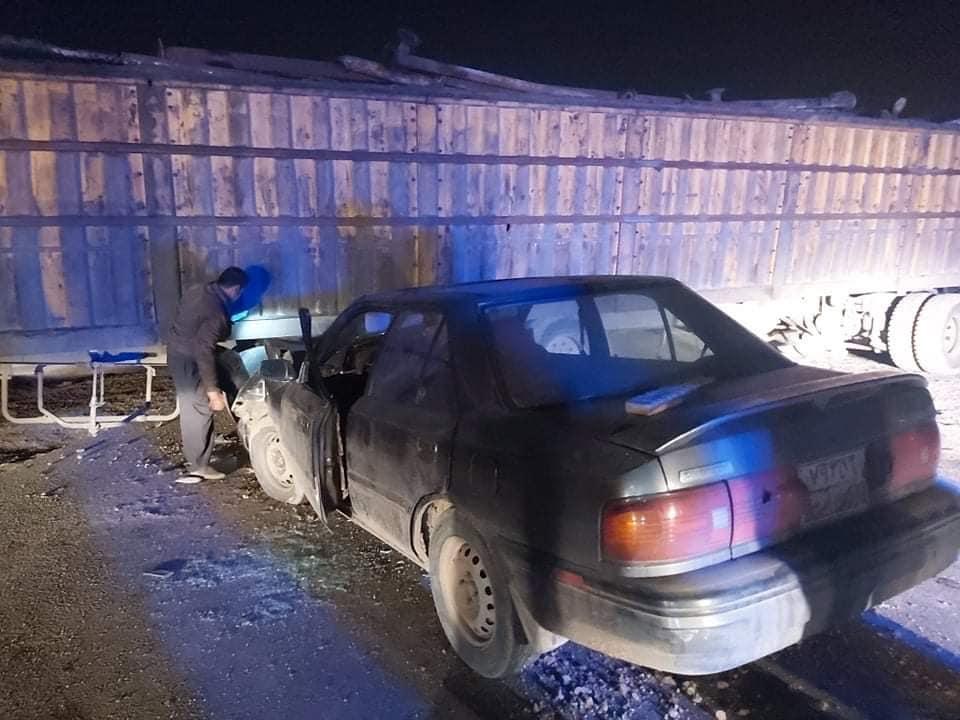 صور .. مصرع وإصابة ثلاثة أشخاص بحادث مروّع في أربيل