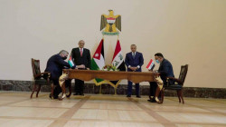 Iraqi and Jordanian MoH sign a cooperation agreement and discuss confronting COVID-19