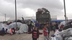 """اليونيسيف تعلن مصرع ثلاثة اطفال بحريق في """"الهول"""": يواجهون وصمة عار معيشية"""