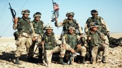 """""""الخمسة الكبار"""" الذين أطاحوا بصدام حسين"""