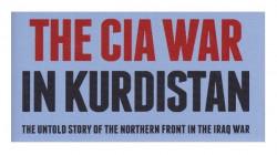 """قراءة في """"حرب سي آي ايه في كوردستان"""""""