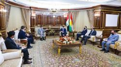 السفير البريطاني: مستعدون لمساعدة أربيل وبغداد لاتفاق عادل وطويل الأمد