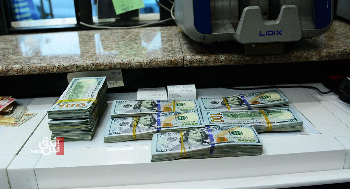 اسعار الدولار تتلقى ضربة موجعة