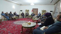 Salih calls for distancing the Budget from political conflict and resolving Baghdad-Erbil issues