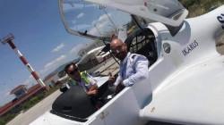 العثور على جثة الطيار العراقي داخل حطام طائرته في اليونان