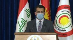 """وزارة صحة إقليم كوردستان تحذرُّ من تفشٍ سريع و""""أكثر خطورة"""" لكورونا"""