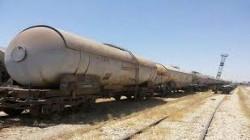 بعد انقطاعٍ 10 سنوات.. السكك العراقية تعاود نقل المشتقات النفطية من بيجي