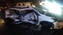 مصرع 4 أشخاص بحادث سير مروّع في أربيل